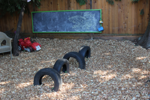 Yard-Tires